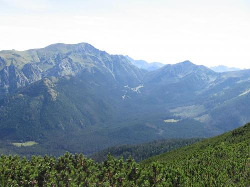 Czerwone Wierchy i Przełęcz Tomanowa #Góry #Tatry #StarorobociańskiWierch