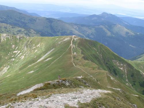 Na Kończystą #Góry #Tatry #StarorobociańskiWierch