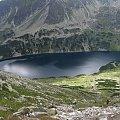 Wielki Staw Polski #Góry #Tatry #KoziWierch #CzarneŚciany #ZadnyGranat