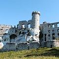 zamki #zamki #ogrodzieniec #ruiny #widoki #Polska #jura