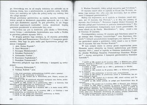Zygmunt Wygocki 1988 Gniezno i powiat Gnieźnieński w powstaniu Wielkopolskim 1918-1919