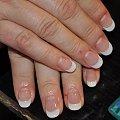 #paznokcie #wzory #żelowe #naturalne #akrylowe
