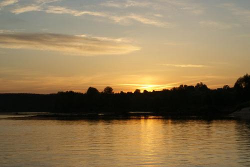 #KazimierzDolny #wiatrak #ZachódSłońca