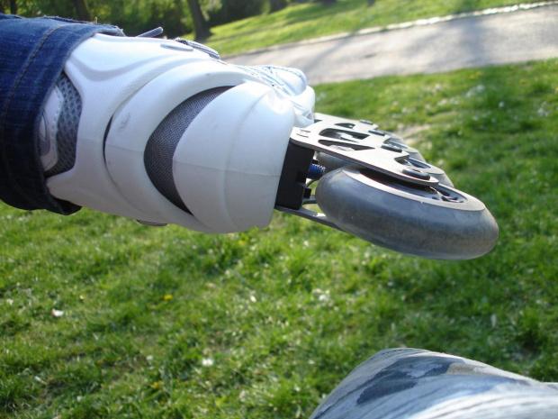 hop sa sa! #rolki #ParkSkaryszewski #rower #Karo #Ewe
