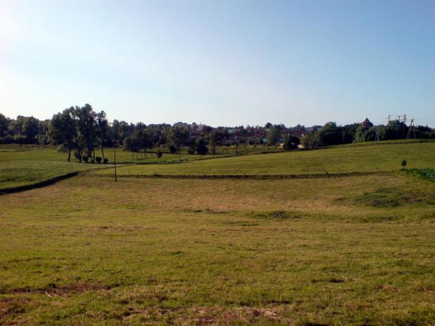 Jurki #łąka #pejzaż #widoczek #krajobraz #panorama