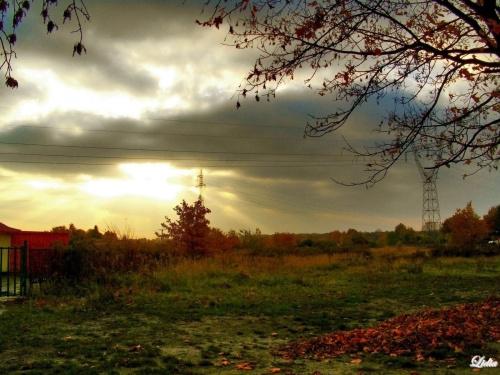 w jesiennym nastroju