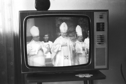 habemus papam #habemus #papam #papież #janpawelII #Rzym #Watykan #transmisja