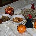 Wigilijne klimaty - kapucha z grzybami i ryba w warzywach #jedzenie #gotowanie #kuchnia #święta #wigilia