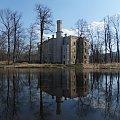 Pałac Karpniki coraz bliżej blasku :) #RudawyJanowickie #karpniki #stawy #park #zamek