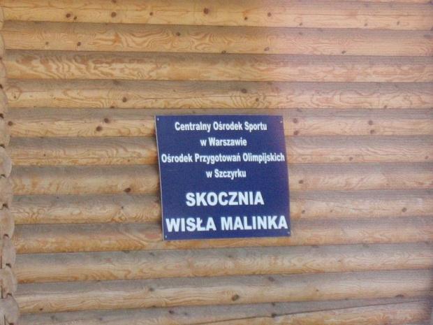 #Wisła #skocznia #Malinka #ośrodek