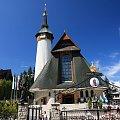Sanktuarium M.B Fatimskiej Zakopane #architektura #góry #miasta #Zakopane