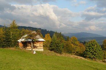 W Żywieckim jesienią #Góry #Beskidy #BeskidŻywiecki #Jesień #PoryRoku