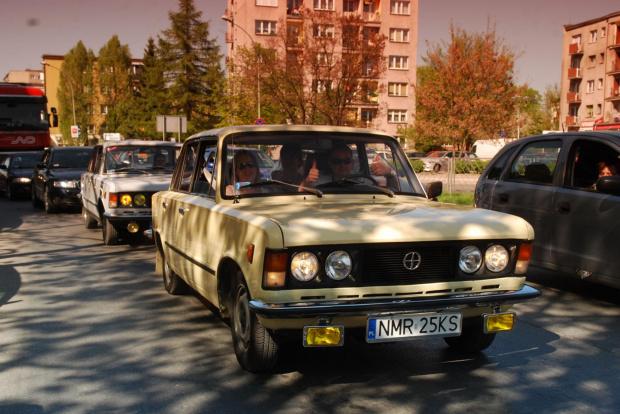 zadowolona wycieczka #Fiat #forum #klasyk