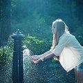 too hot! #artystyczne #dziewczyna #jezioro #portret #woda