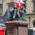 Aleksander Fredro dziś w strefie kibica ;)) #kibice #mecz #Wrocław
