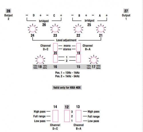 Helix Hxa 40x Aktywnie Wszyso O Sprz Cie Car Audio. Do Czona Grafika. Audi. Helix Car Audio Diagram At Scoala.co