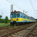 EN57-719 ra, Poznań Koszalin #pociąg #Poznań