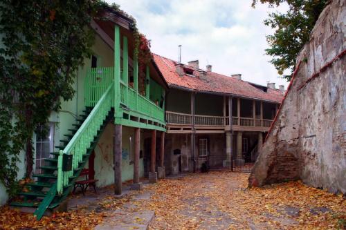 Podwórko przy Tilto g./ul.Mostowa/ #Wilno