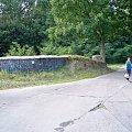 Świnoujście-Agata obok podstawy dalmierza Strand Baterie-niemieckiej baterii artylerii obrony wybrzeża z czasów II Wojny Światowej. #wakacje #urlop #podróże #zwiedzanie #militaria #fortyfikacje #bunkry #Polska #Świnoujście