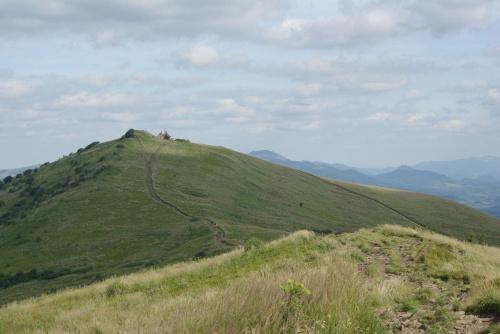 Połonina Wetlińska- Bieszczady #PołoninaWetlińska #góry #Bieszczady