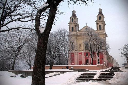Kościół Sw.Rafala #Wilno
