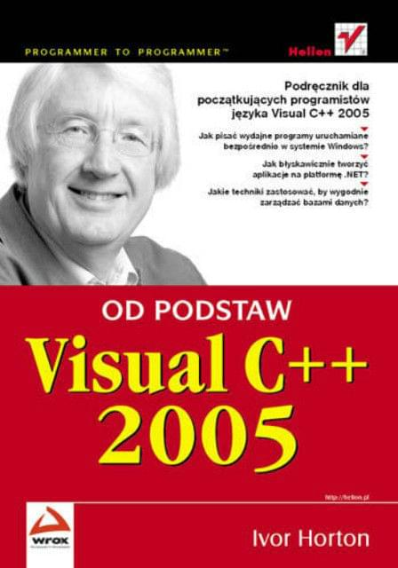 Visual C++ 2005. Od podstaw [eBook PL]