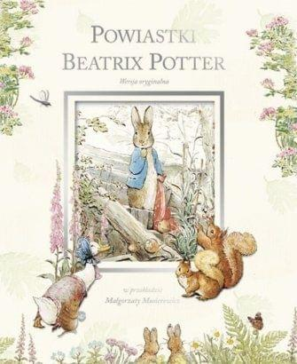 Potter Beatrix - Powiastki Beatrix Potter [Audiobook PL]