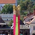 Kazimierz Wielki w Kazimierzu #KazimierzWielki #król #KazimierzDolny