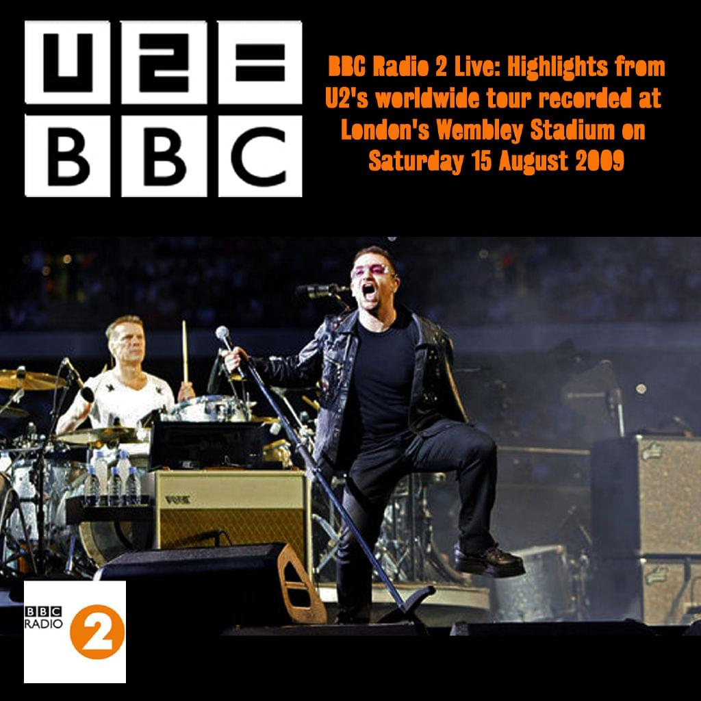 U2start com | U2 BBC 2 London MP3