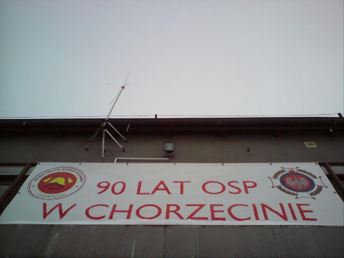 OSP Chorzęcin ..antena #OSPChorzęcin