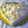 Pierścionek zaręczynowy #tort #pierścionek #zaręczyny