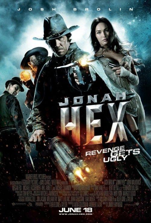 Jonah Hex (2010) DVDRip.XviD Lektor PL