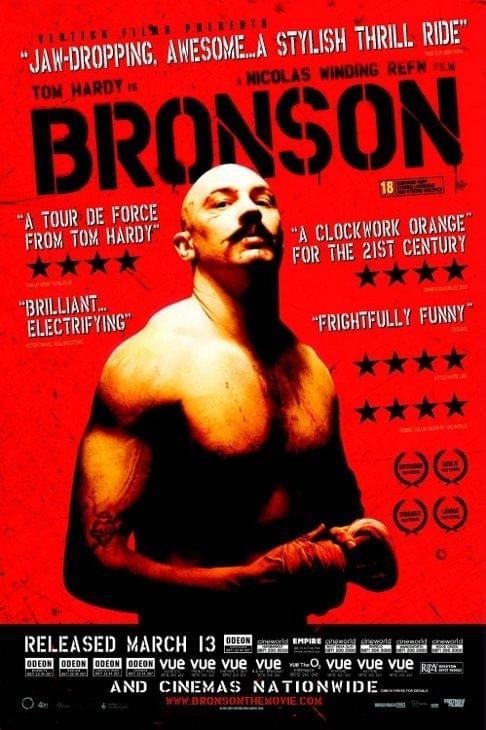 Bronson (2009) Lektor PL DVDRip XviD