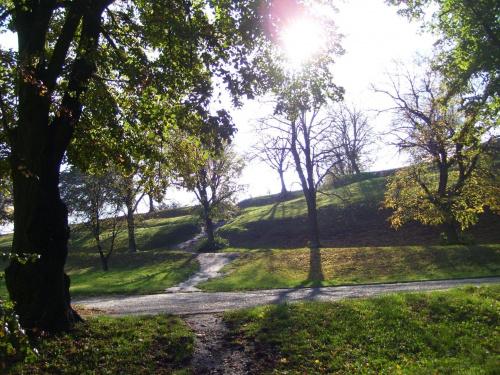 Pod Kopcem Krakusa #Kraków #Podgórze #KopiecKrakusa