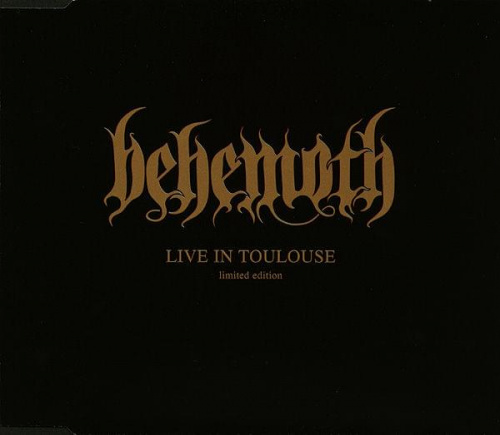 Behemoth - Live In Toulouse