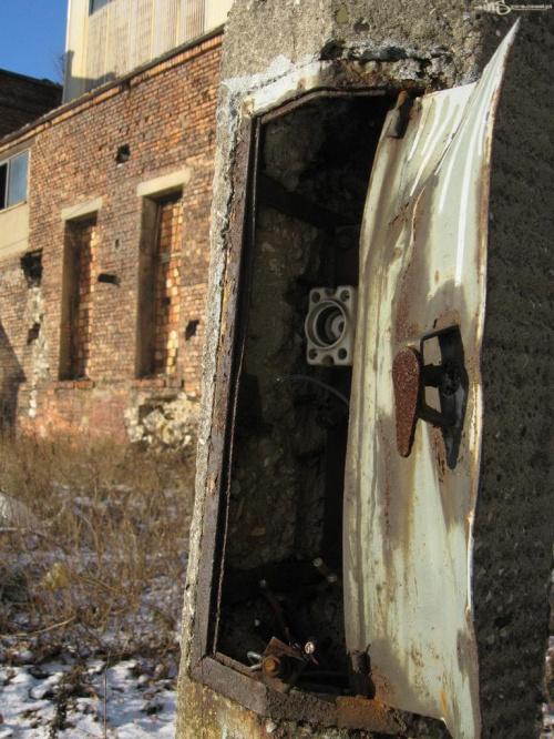 #latarnia #StaryBudynek #OpuszczonyBudynek