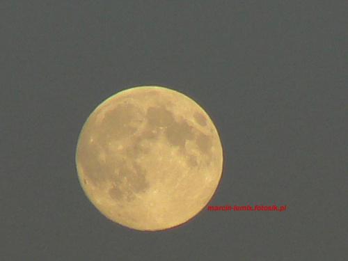 Księżyc #księżyc