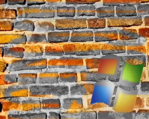 #windows #corel #przeróbka #graqfika #tapeta #mur