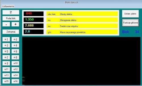 Sprawdzanie czujnika masy powietrza w VW Passat 1.8 ADR