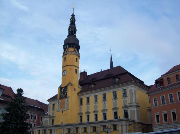 Ratusz,Budziszyn. #budziszyn #budynek #ratusz #niemcy