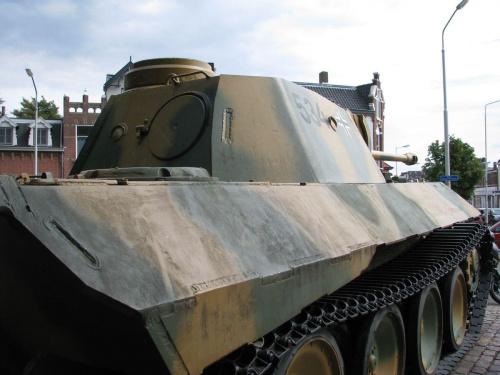 Breda - Pzkpfw V Panther #RajdMaczka #GenerałMaczek