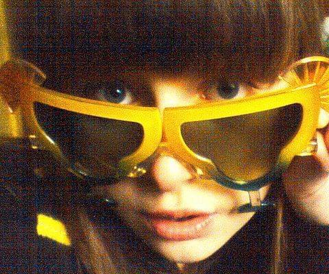 #avatar #okulary #smieszne #DużeOkulary #zdziwiony #mina #kolorowe #osoba #dziewczyna #laska