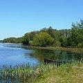 Widoczek z łódeczką #BorneSulinowo #jeziora #łódka