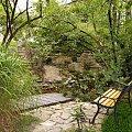 Skalniak z ławeczką ... www.ogrody.skalne.com.pl #altany #budowa #głazy #kamień #kaskady #oczka #ogród #oranżeria #projekty #skalny #sztuczne #skały #strumień #skalniak #ZakładanieZieleni #wiklina