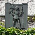 Herb miasta Lomnice n. Popelkou #Czechy #miasto #rynek