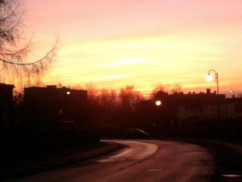 zachód #ZachódSłońca