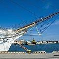 Wizyta w Gdyni #statek #morze #niebo #dziób